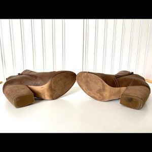 Crown Vintage Shoes - Crown Vintage Taryn Bootie